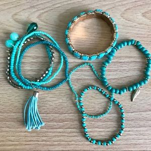 Jewelry - Beaded Bracelet Bundle